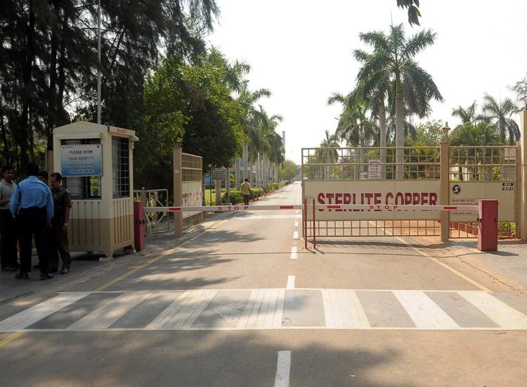 Vedanta's Sterlite Copper unit ,in Tuticorin- India TV Hindi
