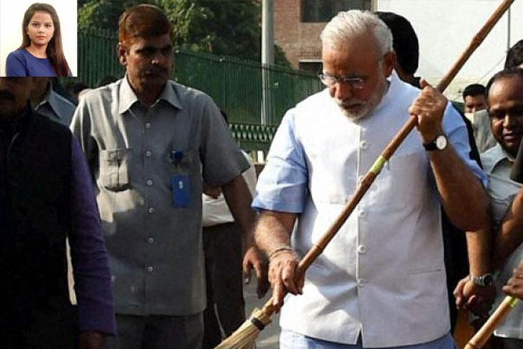 Reena Arya blog on Modi Government's 4 years- India TV Hindi