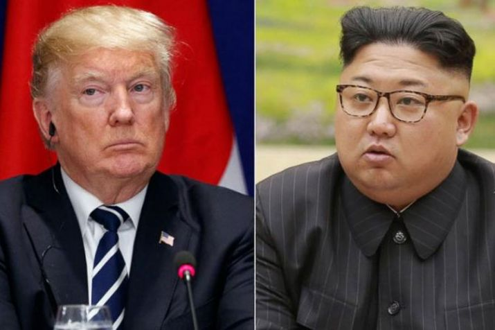 Date and location for Kim summit 'hasn't changed', says Donald Trump | AP- India TV Hindi