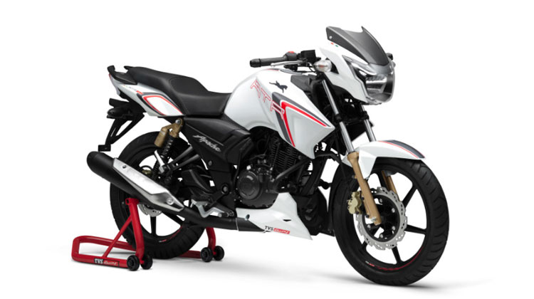 TVS Apache RTR 180 Race Edition launched- India TV Hindi