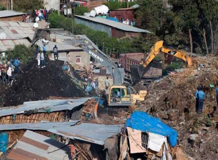 23 people died in landslide after heavy rain in...- India TV Hindi