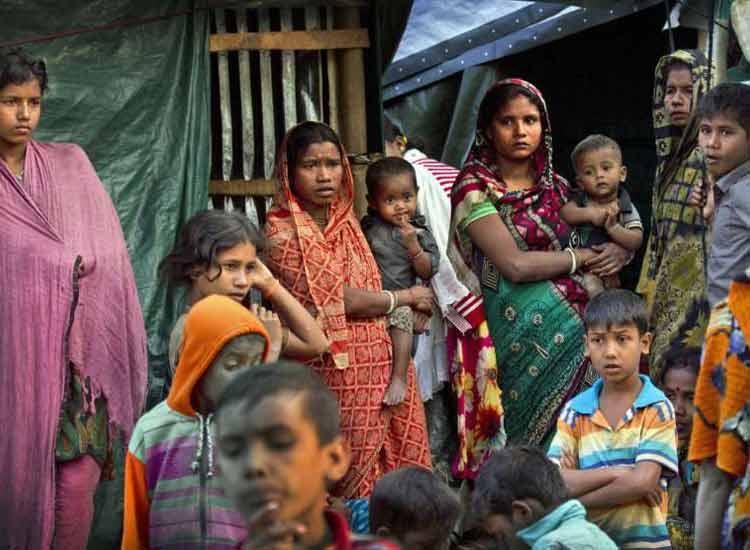 Reports reveal Rohingya rebels had slaughtered Hindus- India TV Hindi