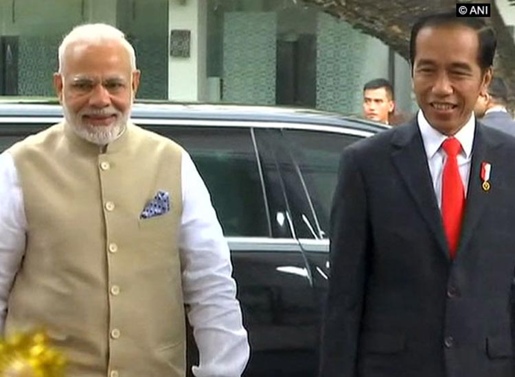India and Indonesia will strengthen their ties for...- India TV Hindi