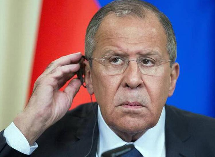 KCNA says Russian foreign minister has arrived in North...- India TV Hindi