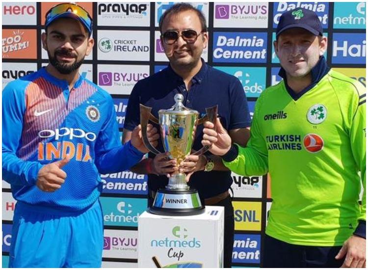 लाइव क्रिकेट स्कोर, क्रिकेट मैच स्कोर आज लाइव स्कोर, इंडिया वर्सेस आयरलैंड लाइव स्कोर, दूसरा क्रिकेट- India TV Hindi