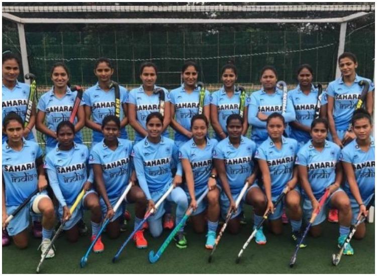 भारतीय महिला हॉकी...- India TV Hindi