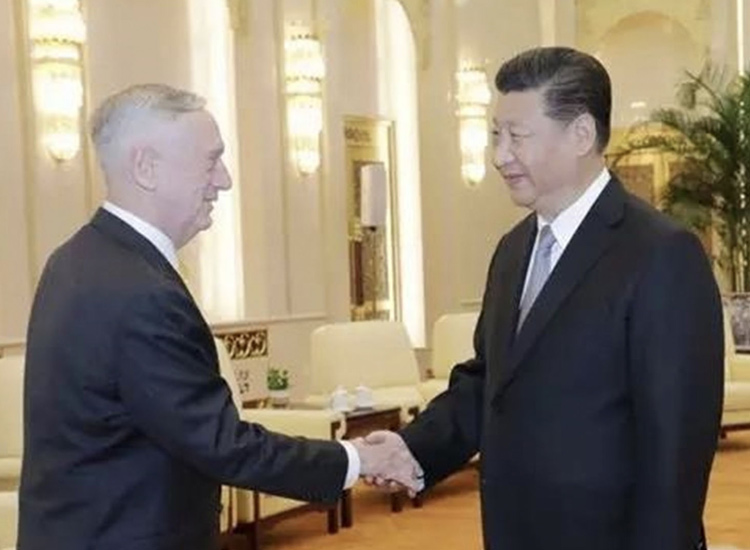 US Defense Secretary meets with Chinese President Xi in...- India TV Hindi