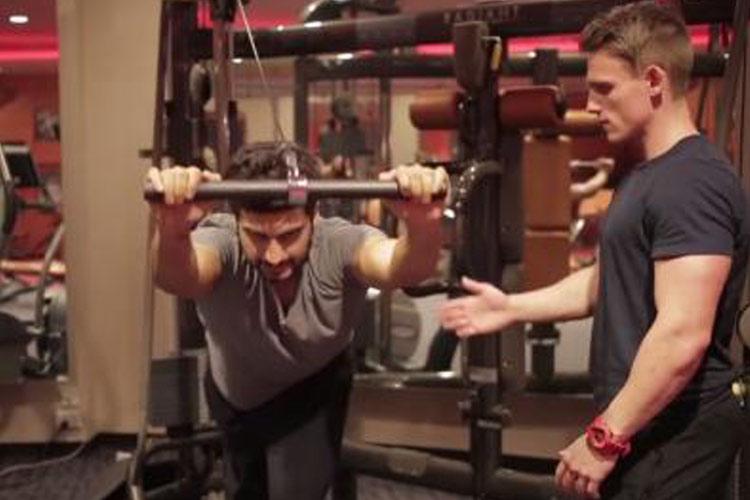 Arjun kapoor fitness- India TV Hindi