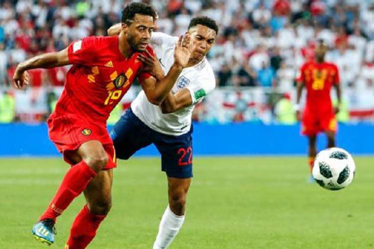 फीफा विश्व कप: बेल्जियम ने इंग्लैंड को 1-0 से हराया- India TV Hindi