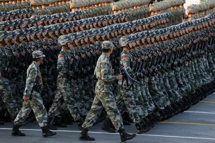 China holds drill in Tibet for military-civilian integration, also test logistics and weapon support- India TV Hindi