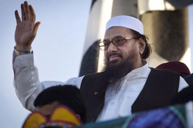 Pakistan: Hafiz Saeed leads Eid prayers in Lahore despite ban on his outfit | AP File- India TV Hindi
