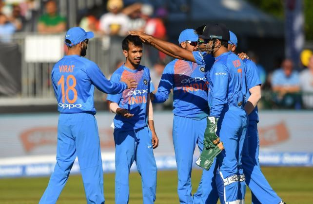 भारतीय टीम   ...- India TV Hindi