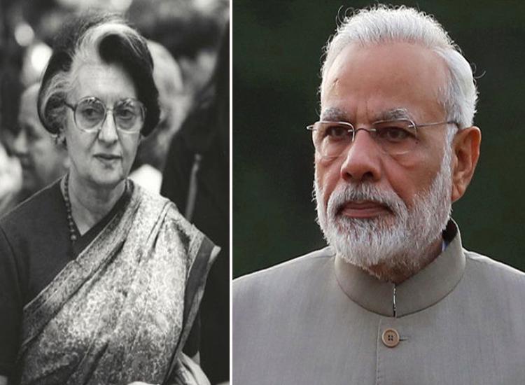 indira gandhi and pm modi- India TV Hindi