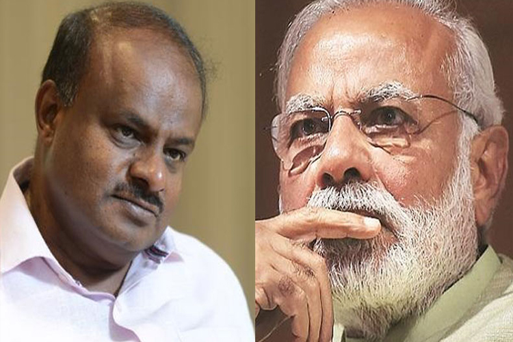 More concerned about Karnataka's fitness: Kumaraswamy on PM Modi's challenge- India TV Hindi