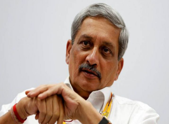 manohar parrikar- India TV Hindi