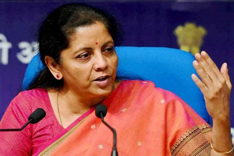 We honour ceasefire with pakistan, terror and talks can't go together:  Nirmala Sitharaman- India TV Hindi
