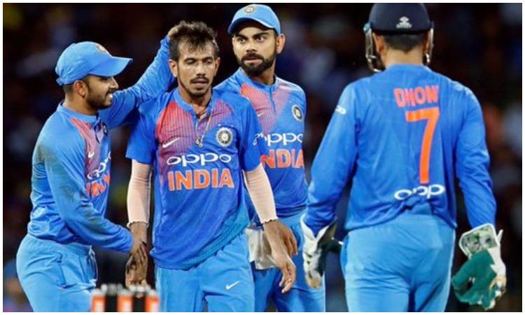 भारतीय टीम- India TV Hindi