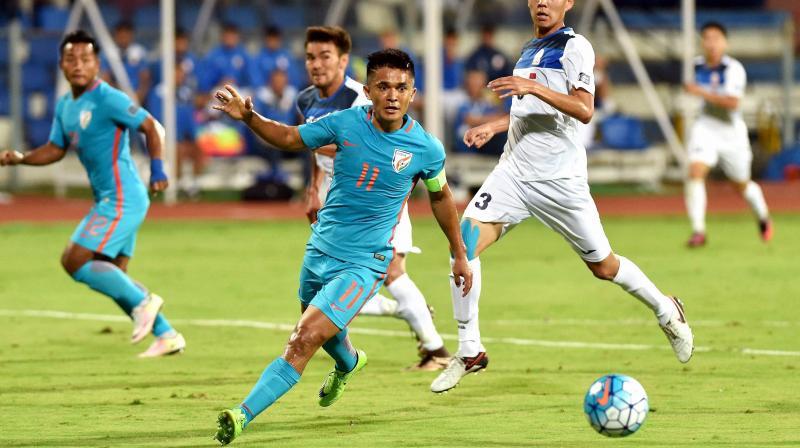 एशियाई कप से पहले ओमान के खिलाफ दोस्ताना मैच खेलेगा भारत- India TV Hindi