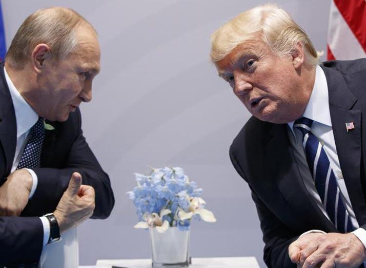 Trump-Putin summit may take place in Europe next...- India TV Hindi
