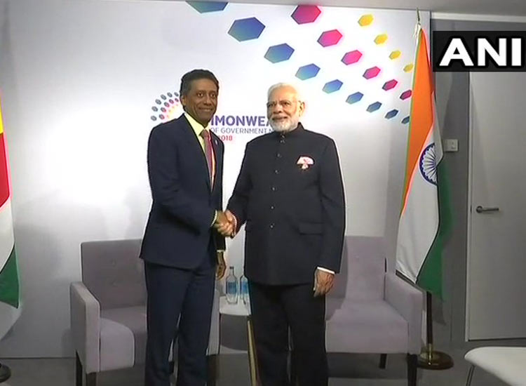 President of the Republic of Seychelles to meet Prime...- India TV Hindi