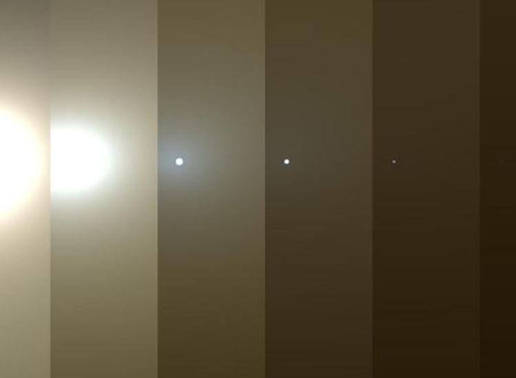 NASA Mars Rover Opportunity Powers Down During Dust...- India TV Hindi