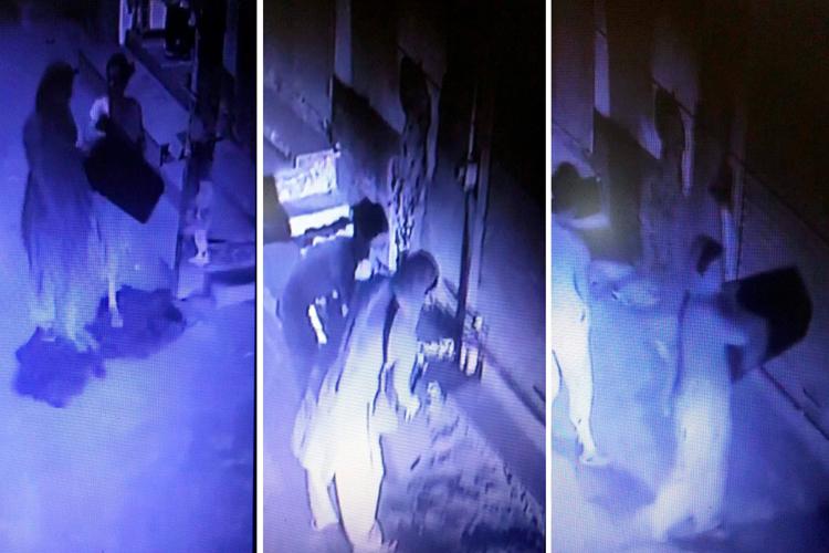 Burari deaths: CCTV footage shows family members brought...- India TV Hindi