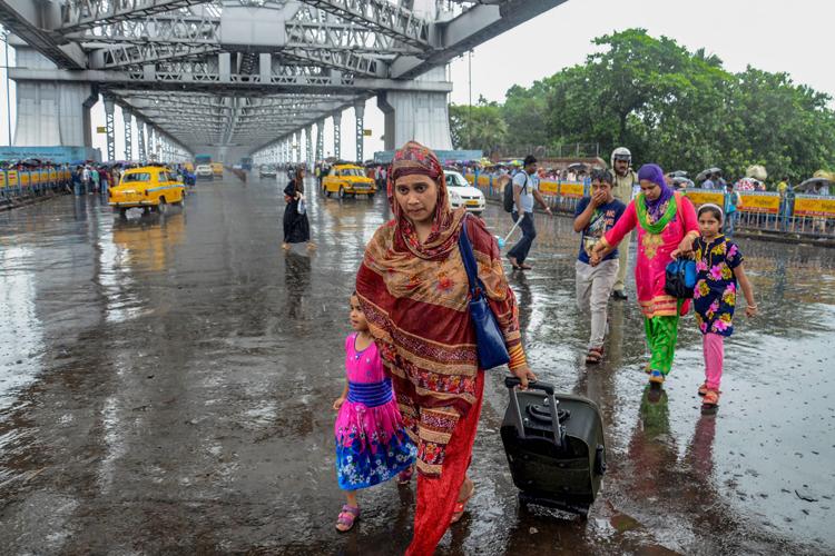 kolkata rain- India TV Hindi