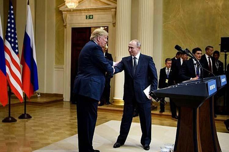 Trump says meeting with Putin was really good- India TV Hindi