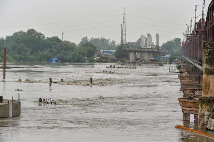 Delhi Yamuna River - India TV Hindi