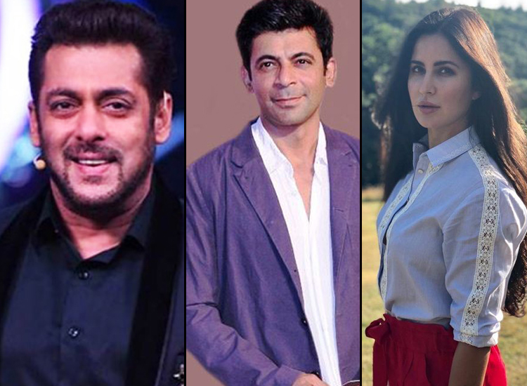 Salman Khan, Katrina Kaif, Sunil Grover- India TV Hindi