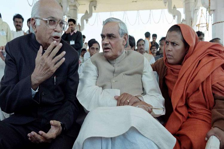 लालकृष्ण आडवाणी, अटल...- India TV Hindi