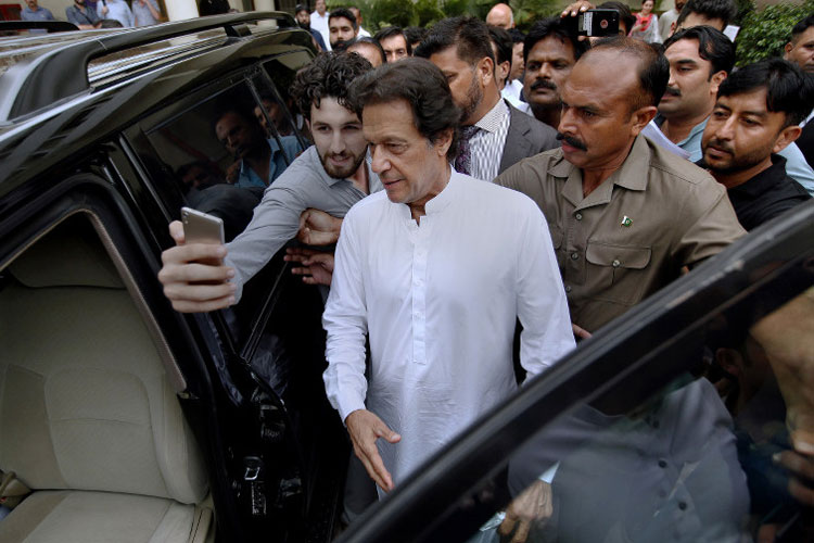 Pakistan: Imran Khan's party bags 33 reserved seats, PTI tally stands at 158 in NA- India TV Hindi