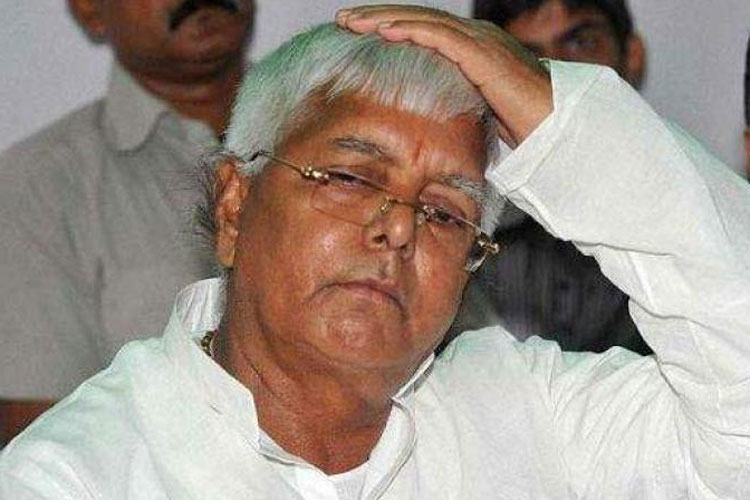 Jharkhand High Court asks Lalu Yadav to surrender by August 30 | PTI- India TV Hindi