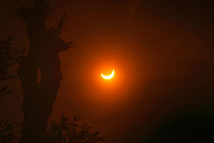 Solar Eclipse 2018- India TV Hindi
