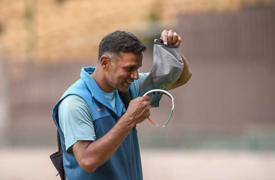 पुरानी बातों को याद कर बोले राहुल द्रविड़- क्लब क्रिकेट से काफी कुछ सीखा- India TV Hindi