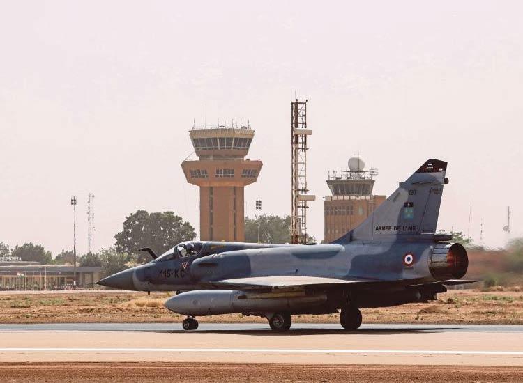 Jihadist leader three others killed in Mali French...- India TV Hindi