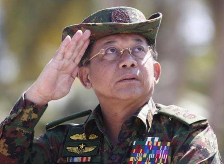 Facebook blocks 20 people including Myanmar army...- India TV Hindi