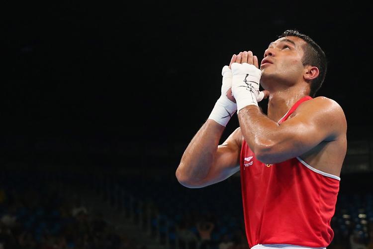 भारतीय पुरुष मुक्केबाजी के कोच बने कटप्पा, विकास कृष्ण हुए राष्ट्रीय शिविर से बाहर- India TV Hindi