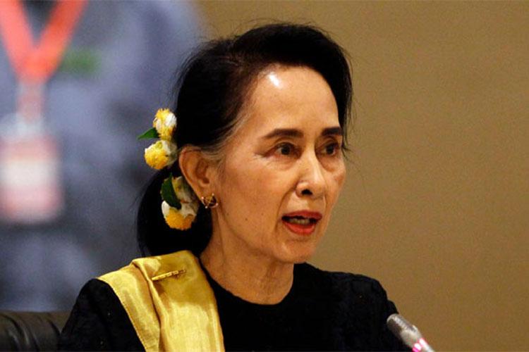 Rohingya crisis could have been handled better, says Aung San Suu Kyi | AP File- India TV Hindi