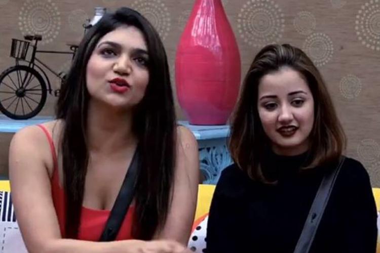 Kriti Verma and Roshmi Banik- India TV Hindi
