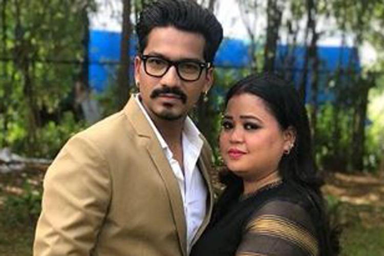 Bharti Singh and Haarsh Limbachiyaa- India TV Hindi