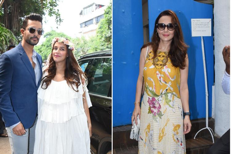 Neha Dhupia, Angad Bedi, Preity Zinta- India TV Hindi