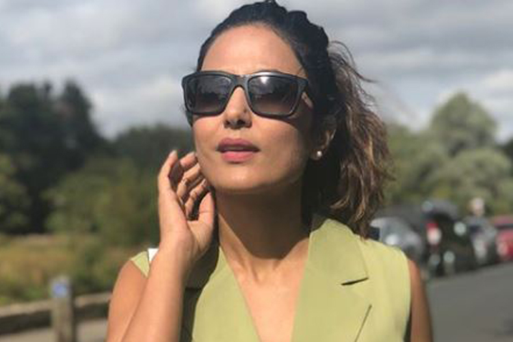 Hina Khan- India TV Hindi