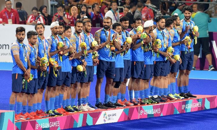 भारतीय हॉकी टीम- India TV Hindi