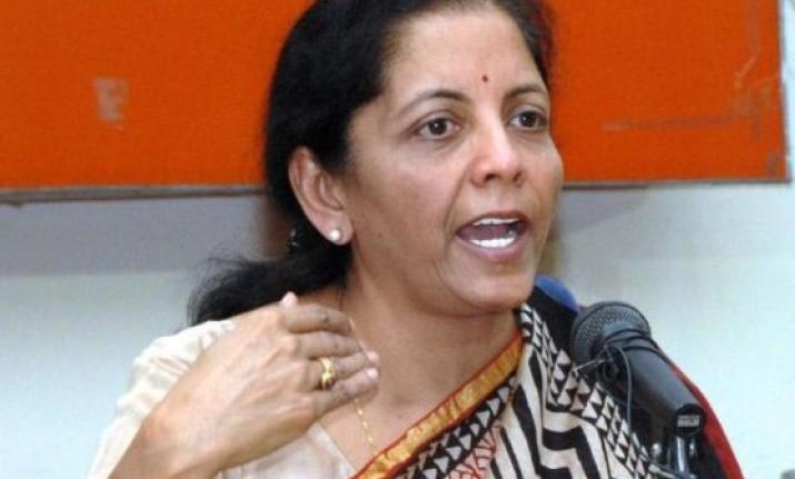 Niramala Sitaraman file pic- India TV Hindi