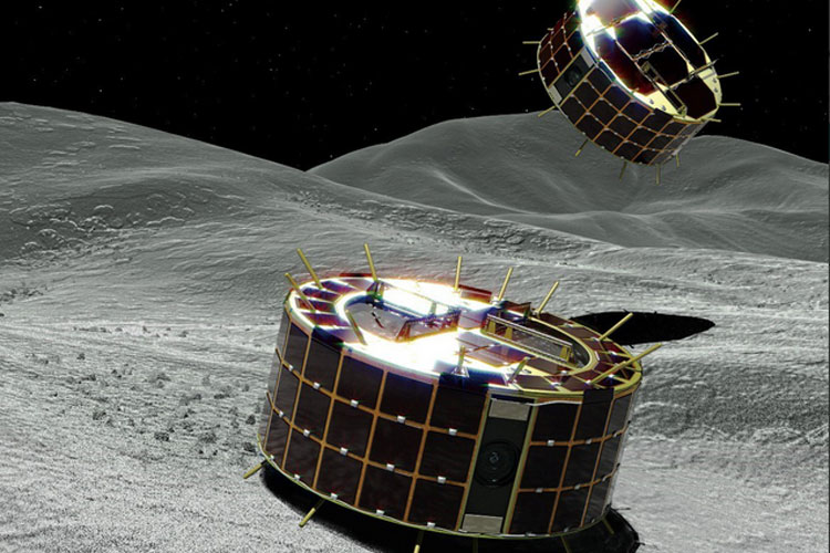 Japan successfully lands robot rovers on an asteroid's surface | Twitter- India TV Hindi