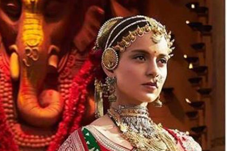 Kangana Ranaut in Manikarnika: The Queen of Jhansi- India TV Hindi