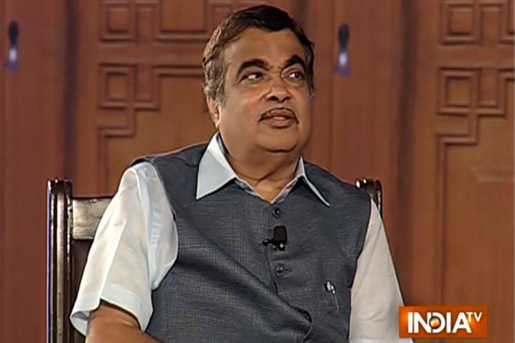 Nitin Gadkari in Aap Ki Adalat: BJP will win Rajasthan, Chhattisgarh, Madhya Pradesh assembly polls- India TV Hindi