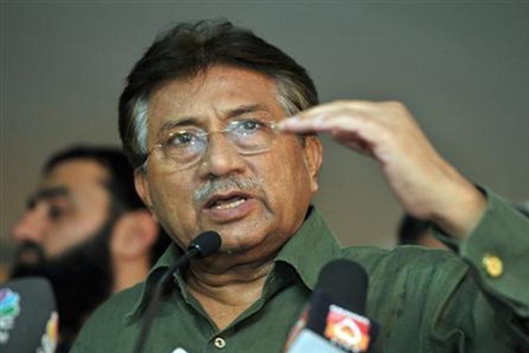 सर्जिकल स्ट्राइक-2 के डर से बौखलाए मुशर्रफ, कहा-भारतीय सैनिक घुसे तो वापस नहीं लौटेंगे- India TV Hindi