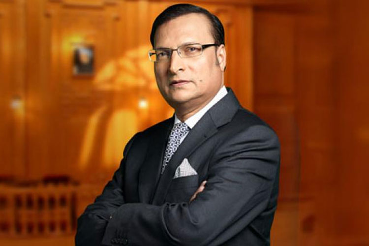 India TV chairman and editor-in-chief Rajat Sharma re-elected NBA president - India TV Hindi